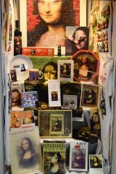 Mona Lisa art