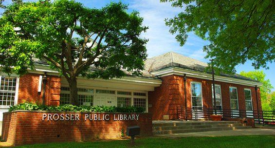 Prosser Public Library, 1965-present