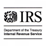 IRS Department of the Treasury Internal Revenue Service logo