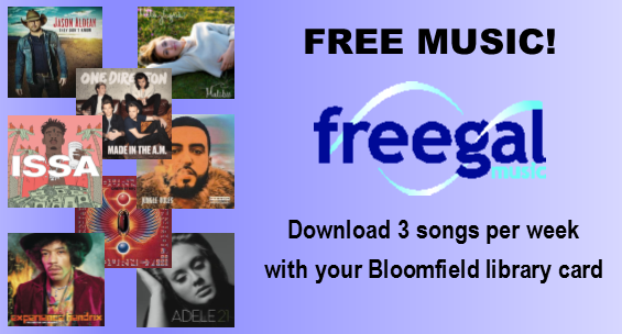 Free music from Freegal