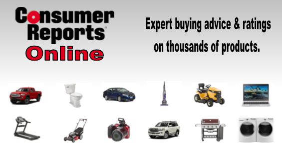 Consumer Reports Online - Expert buying advice and ratings on thousands of products
