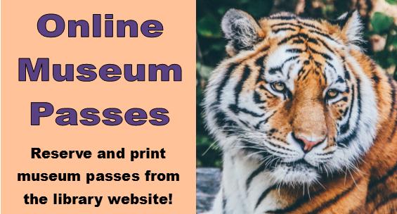 Online Museum Passes