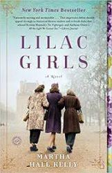 Lilac Girls book cover by Martha Hall Kelly