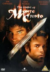 Count of Monte Cristo movie DVD cover