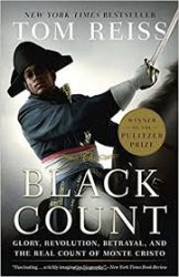 The Black Count by Tom Reiss book cover