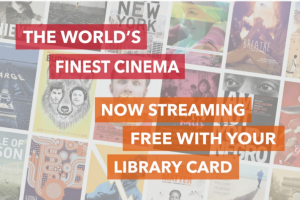 World's Finest Cinema Now Streaming Free With Your Library Card