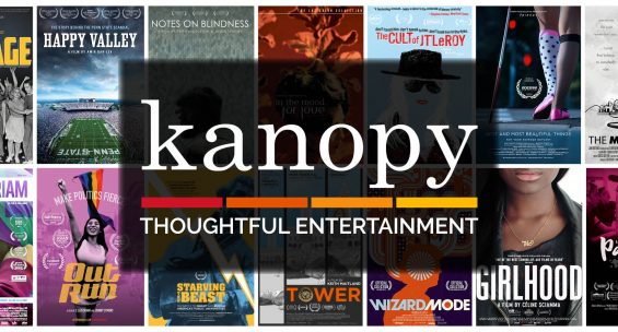 Kanopy: Thoughtful Entertainment