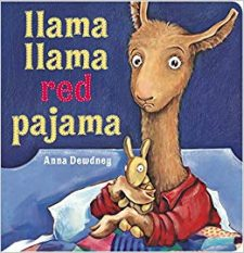 Llama Llama Red Pajama by Anna Dewdney