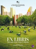 EX LIBRIS documentary DVD cover