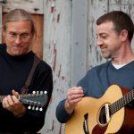 Kerry Boys playing guitars