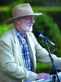 poet Rennie McQuilkin