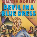 Devil in a Blue Dress book cover by Mosley