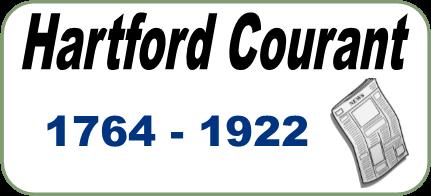 Hartford Courant 1764-1922 Button