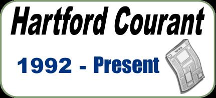 Hartford Courant 1992-Present Button
