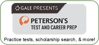 Peterson's Test & Career Prep