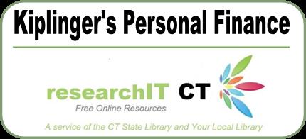 Kiplinger's Personal Finance Magazine through researchIT CT